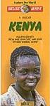 Nelles Maps: Kenya 1:1,1 Mio. title=