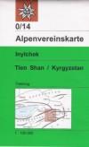 0/14 Inylchek (Tien Shan / Kyrgyzstan)