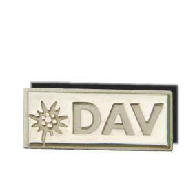 DAV-Anstecknadel title=