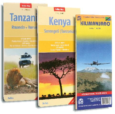 Tansania und Kenia