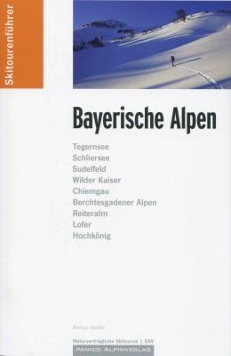 Bayerische Alpen (Panico-Skiführer)