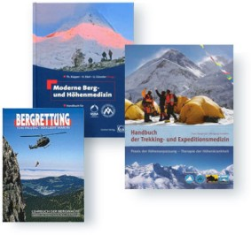 Bergmedizin, Bergrettung und Erste Hilfe
