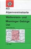4/3 Wetterstein u. Mieminger Gebirge, Ost