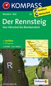 Der Rennsteig (Kompass) title=