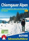 Schneeschuhführer Chiemgauer Alpen (Rother) title=