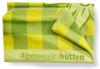Alpenvereins-Fleece-Decke title=
