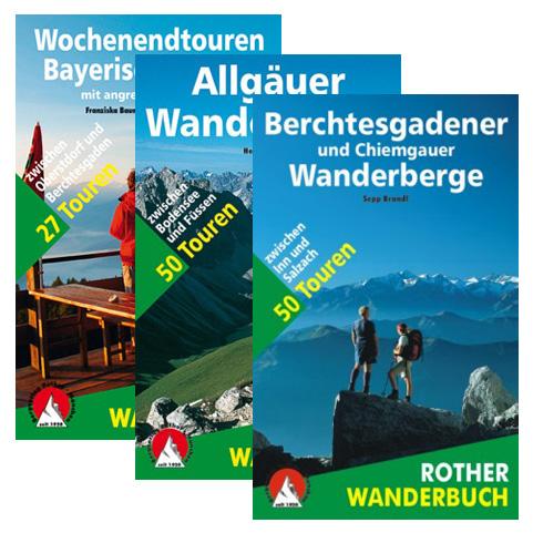 Rother Wanderbücher