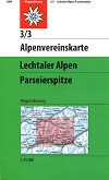 3/3 Lechtaler Alpen, Parseierspitze title=