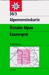 30/3 Ötztaler Alpen, Kaunergrat title=