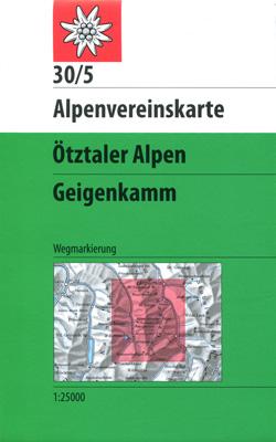 30/5 Ötztaler Alpen, Geigenkamm