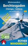 Winterwandern Berchtesgaden-Chiemgau-Salzburg (Rother) title=
