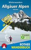 Winterwandern Allgäuer Alpen (Rother) title=