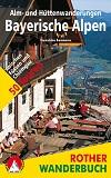 Alm- und Hüttenwandern Bayerische Alpen (Rother) title=