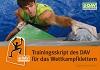 Trainingsskript des DAV für das Wettkampfklettern title=