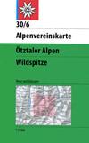 30/6 Ötztaler Alpen, Wildspitze title=