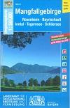 UK50-53 Mangfallgebirge title=