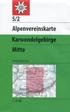 5/2 Karwendelgebirge, mittl. Blatt title=
