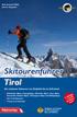Skitourenführer Tirol title=