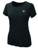 Merino Frauen T-Shirt 150 Ultralight - Schwarz title=