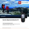 Garmin Alpenvereinskarten V3 2014 title=