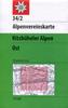 34/2 Kitzbüheler Alpen, östl. Blatt 1:50.000 title=