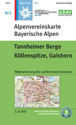 BY5 Tannheimer Berge