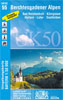 UK50-55 Berchtesgadener Alpen title=