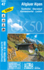 UK50-47 Allgäuer Alpen title=