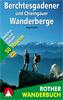 Berchtesgadener und Chiemgauer Wanderberge title=