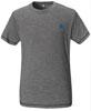 Merino Shirt Männer - Caviar Stripe title=