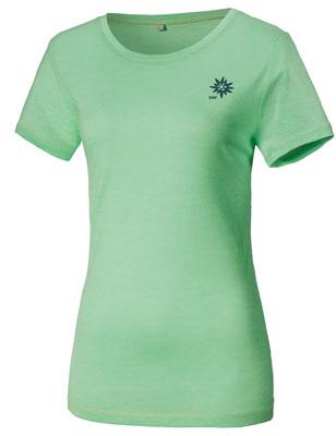Merino Shirt Frauen - Jade