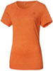 Merino Shirt Frauenl - Racer Orange title=
