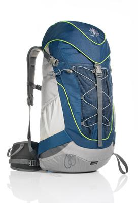 DAV Bergsteiger- und Wanderrucksack