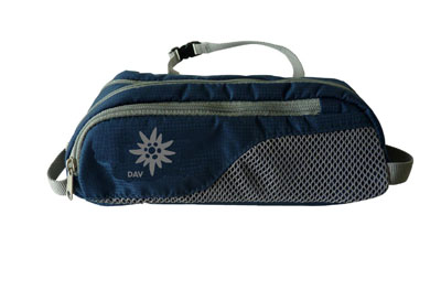 DAV Wash Bag blau