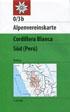 0/3b Cordillera Blanca, Südteil title=