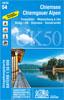 UKL 50-54 Chiemsee - Chiemgauer Alpen title=
