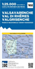 <p>102<strong><br />Valsavarenche - Val di Rhêmes - Valgrisenche<br /></strong>(1:25.000, 2016)</p>
