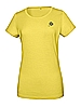 Merino Frauen T-Shirt 150 Ultralight - gelb