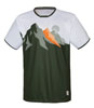 "Maloja Herren Short Sleeve Multisport T-Shirt ""TierserD."" (wood)"