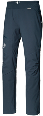 "Maloja mens nordic touring multisport pants ""Tannheimer"" (nightfall)"