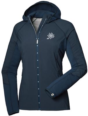 "Maloja womens nordic jacket ""Gaudeamus"" (nightfall)"
