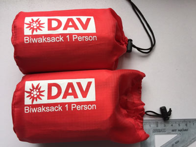 DAV Biwaksack Super Light I von LACD