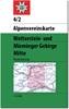 4/2 Wetterstein und Mieminger Gebirge, Mitte title=