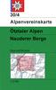 30/4 Ötztaler Alpen, Nauderer Berge title=