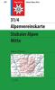 31/4 Stubaier Alpen Mitte title=