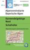 Blatt BY 12: Karwendelgebirge Nord title=