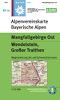 BY16 Mangfallgebirge Ost, Wendelstein, Gr. Traithen title=