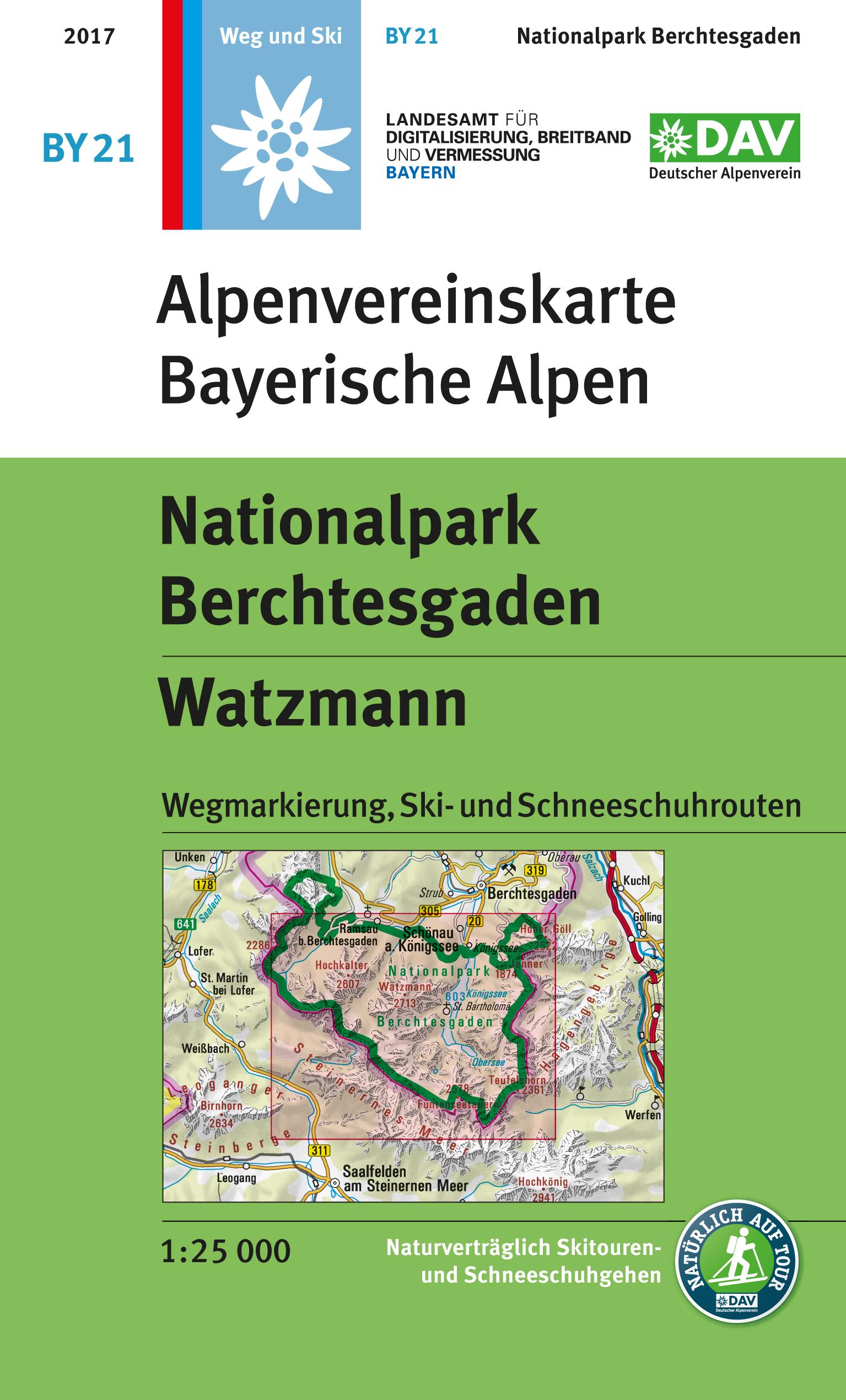 BY 21 Nationalpark Berchtesgaden