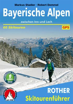 Bayerische Alpen (Rother-Skiführer)
