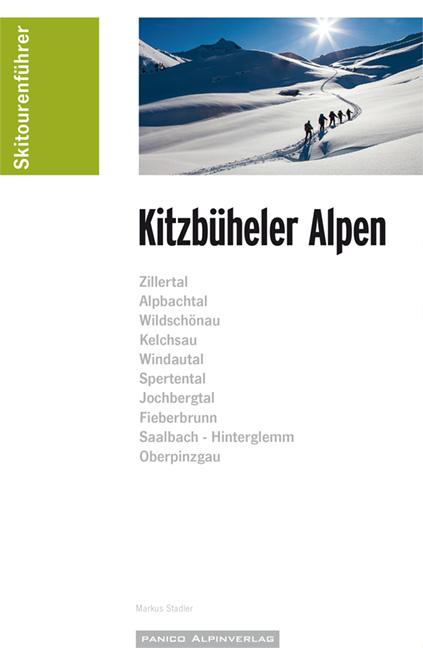 Kitzbüheler Alpen (Panico-Skiführer)
